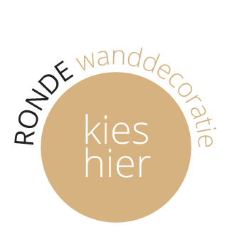 ronde-wanddecoratie
