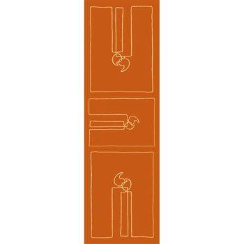 tafelloper-ONE-LINE-XMAS-CANDLES