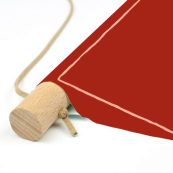 textielposter-ONE-LINE-XMAS-TREES-detail