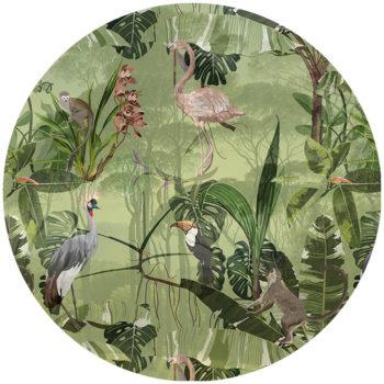 zelfklevend-behang-cirkel-ZANO-fris-groen