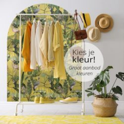 behangpaneel-muurboog-BALAK-geel-Kies-je-kleur