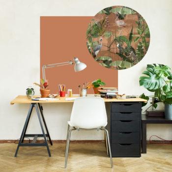 zelfklevend-behang-ZERO en behangpanelen BERND-soft-rust