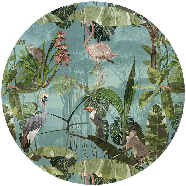 zelfklevend-behang-cirkel-ZANO- aqua