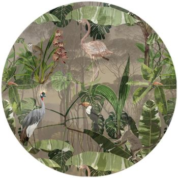 zelfklevend-behang-cirkel-ZANO-taupe
