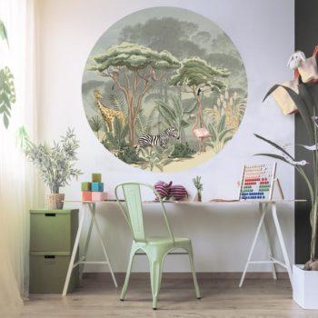 zelfklevend-behang-cirkel-ZOO