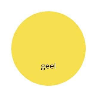 zelfklevend-behang en behang-geel
