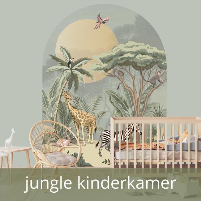 jungle-kinderkamer