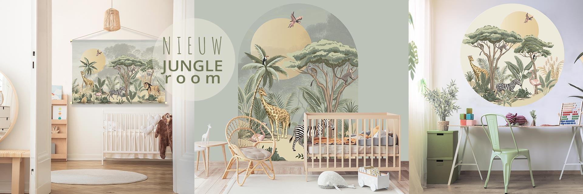 kinderkamer-jungle-room