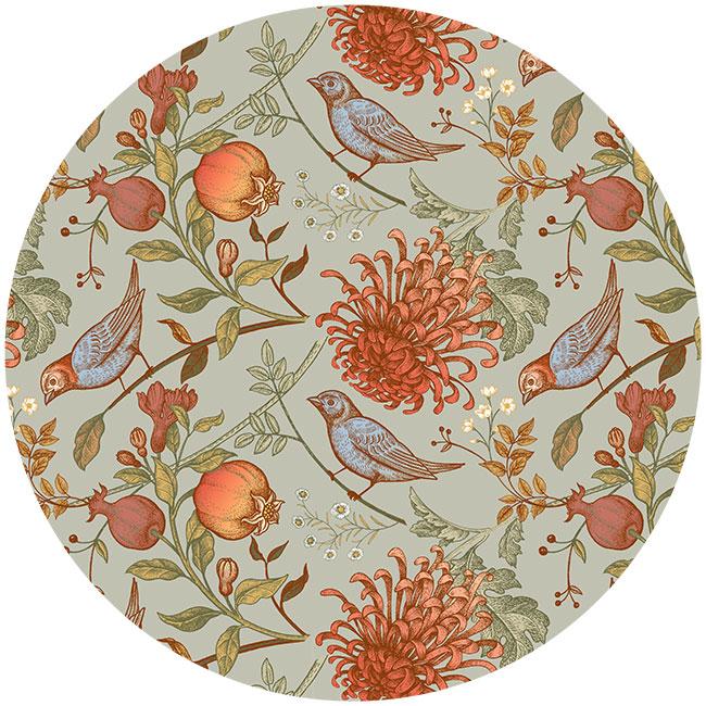 zelfklevend-behang-cirkel-ZAVI-olive-sprig
